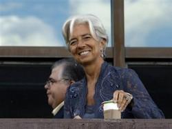 IMF Predicts 'Reasonable Growth' fo