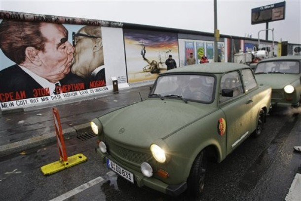 East Germany: A Sad Lesson About 'Self-Sufficient' Economies