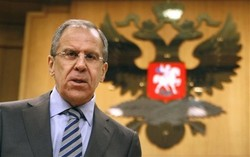 Russia's Lavrov: We Won't Cow to Sa
