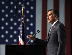 Rich Williamson: Governor Romney Be
