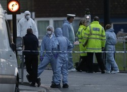 London Machete-Wielding Attacker: '