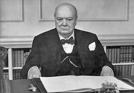 Winston Churchill Still Stands Alone Realclearpolitics