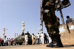 Calm After Coup in Niger