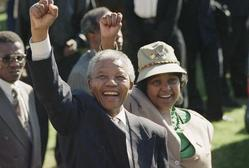 Mandela Release from Prison Speech