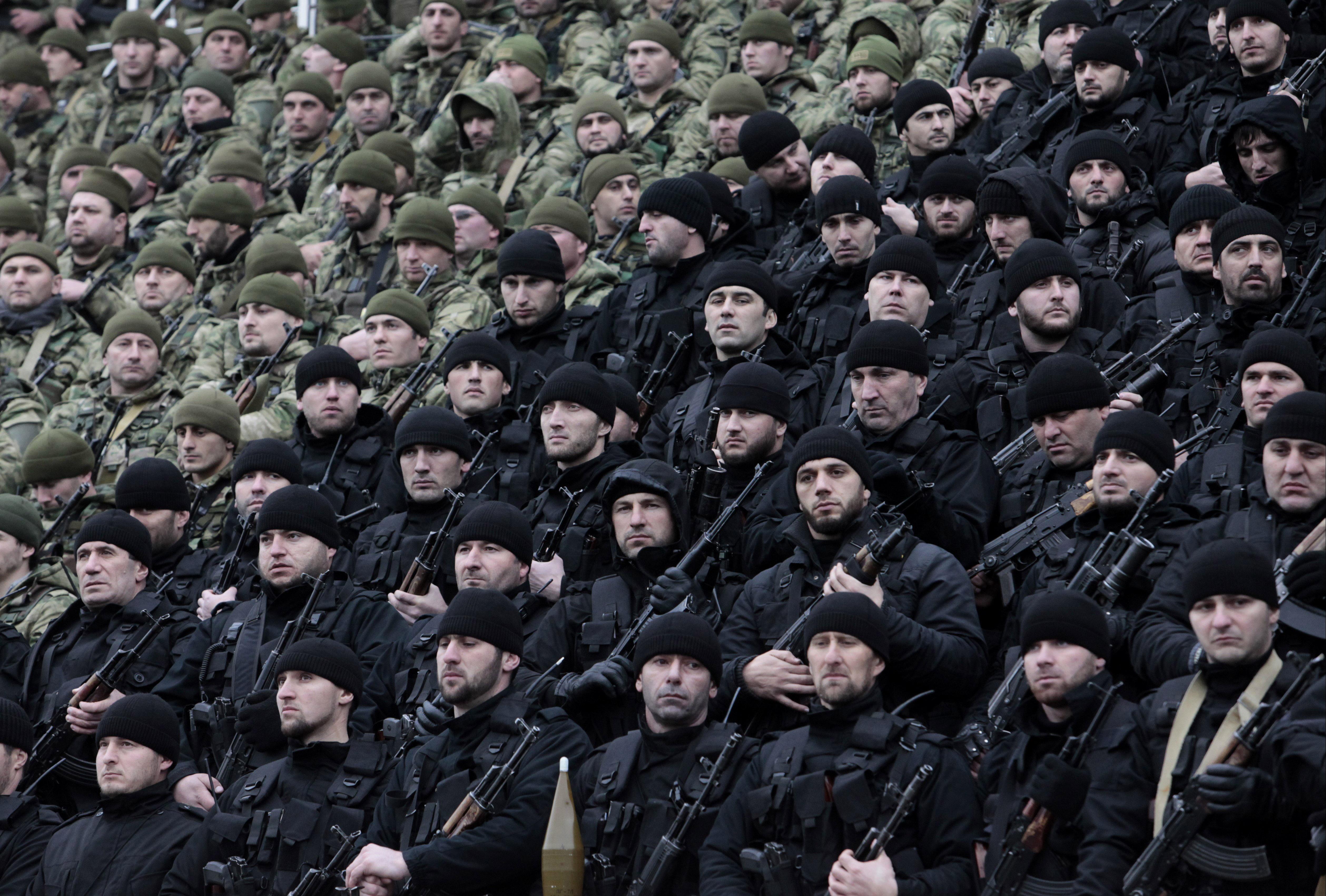Русские бабы в чечне 24 фотография