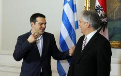 Alexis Tsipras Goes to Europe