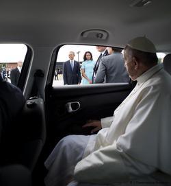 Philadelphia's Papal Paraphernalia