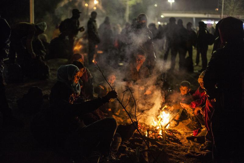 Tiny Slovenia Struggles With Massive Migrant Surge ...