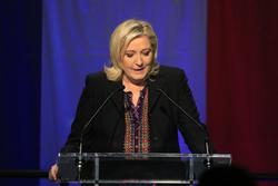 Marine Le Pen: 'This is a Split Bet