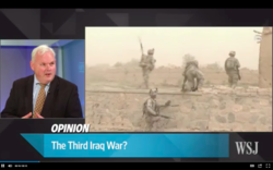 The Third Iraq War?