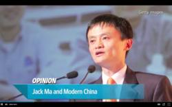 Jack Ma and Modern China