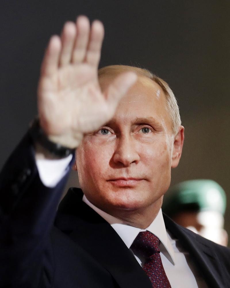 The Myth of Putin