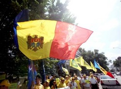 End of Communist Rule in Moldova?