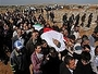 Raw Video: Protest Victim Mourned In Jordan