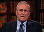 Rumsfeld On Getting Gaddafi Out